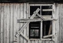 Fensterreparatur