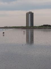 Hochhaus - Meer